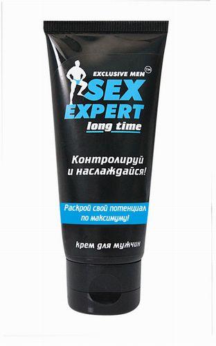 LONG TIME серии Sex Expert Крем пролонгатор для мужчин 40г