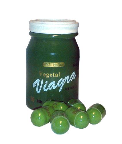 """Средство для повышения потенции """"Vegetal Viagra"""""""