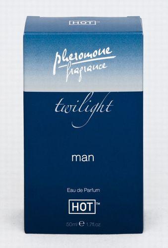 Духи для мужчин с феромонами Сумерки 50мл 55001