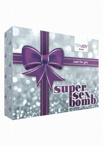 Эротический набор SUPER SEX BOMB PURPLE 10107TJ
