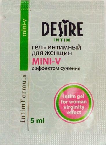 Крем-гель интимный для женщин MINI-V 5 ml
