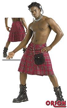 Шотландская юбка порно