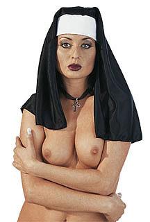 """Головной убор """"сестры монахини"""""""