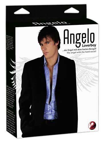 """Надувная кукла """"Angelo"""""""