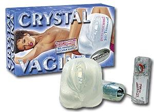 """Влагалище """"Cristal Vagina"""""""