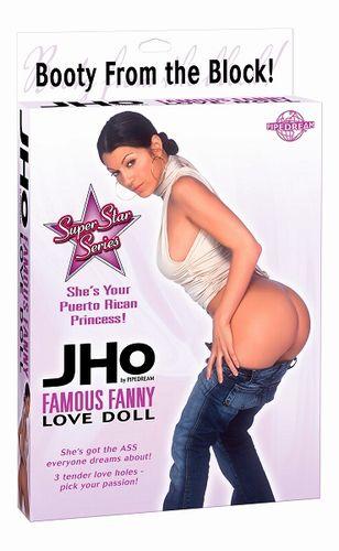 Надувная секс-кукла  J HO