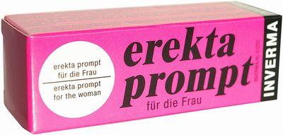 Крем Erekta Prompt для женщин