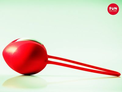 Шарики Smartballs красно-белые 33135FF