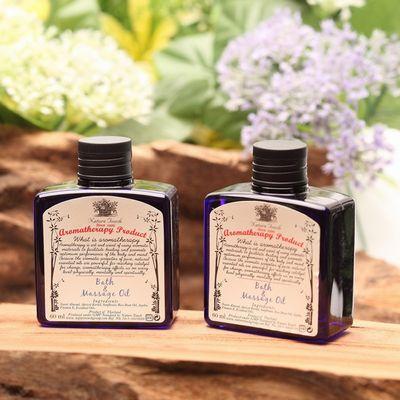 Массажное масло Bath   Massage Oil RENEW - 60 мл.