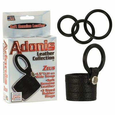 Сбруя Zeus Adonis Leather Collection
