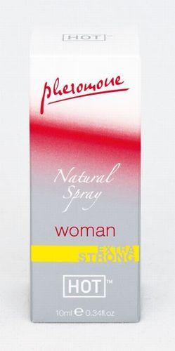 Спрей с феромонами Natural Spray Extra Strong для женщин - 10 мл.