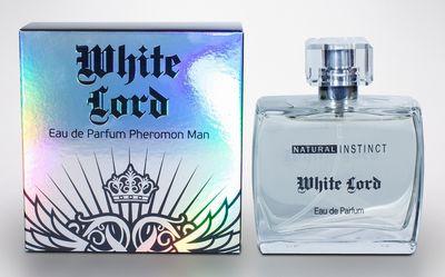 Мужская парфюмерная вода Natural Instinct White Lord - 75 мл